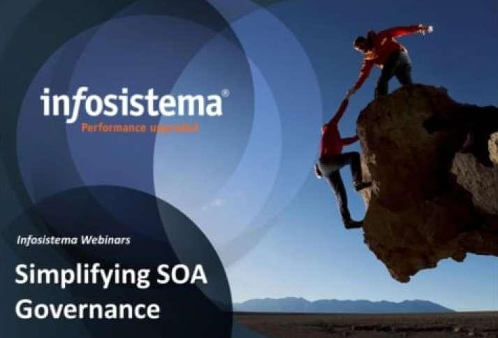 Simplifying SOA Governace