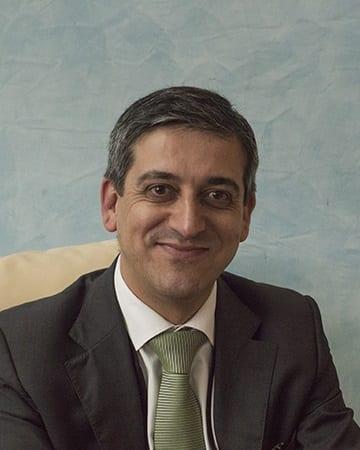 Jorge Pereira CEO da Infosistema