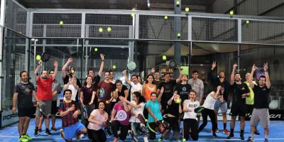What's Up – Padel